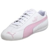 PUMA Women's Speed Cat ST US Sneaker,White/Pink Lady,9 M (Apparel)By PUMA