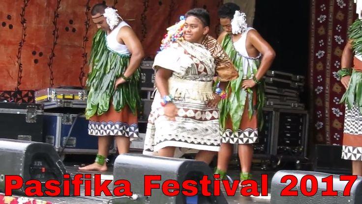 Pasifika Festival 2017, Tonga village