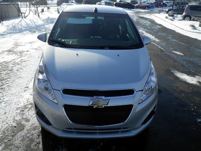2014 Chevrolet Spark 1LTCVT 1LT CVT 4dr Hatchback Hatchback 4 Doors Silver for sale in Frankfort, IL Source: http://www.usedcarsgroup.com/new-chevrolet-spark-for-sale