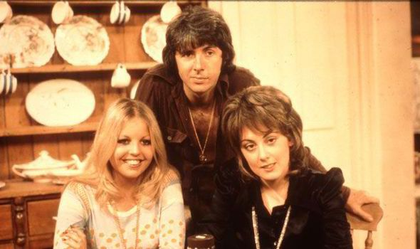 Man About The House, actress, Sally Thomsett, interview,Tony Padman