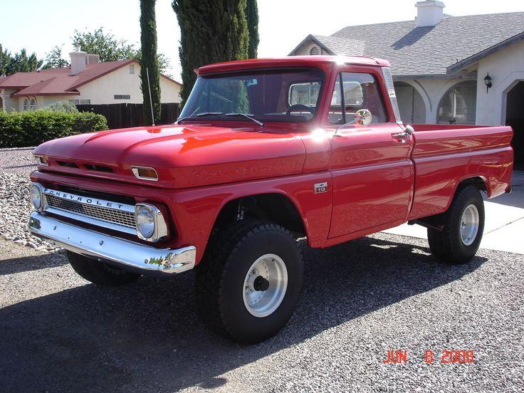 246 best 1966 chevy pickups images on Pinterest | Chevrolet trucks ...