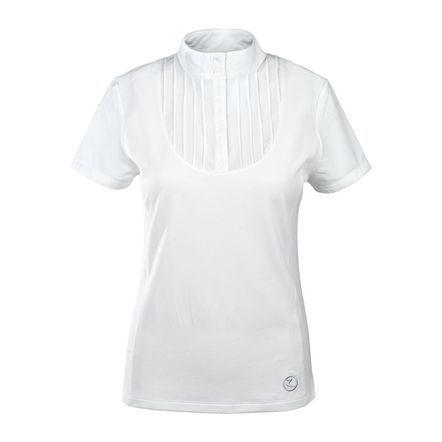 Horze Pleat-Front Technical Shirt, Women's
