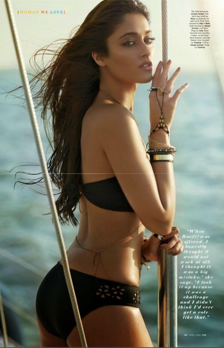 Ileana dcruz hot bikini shoot