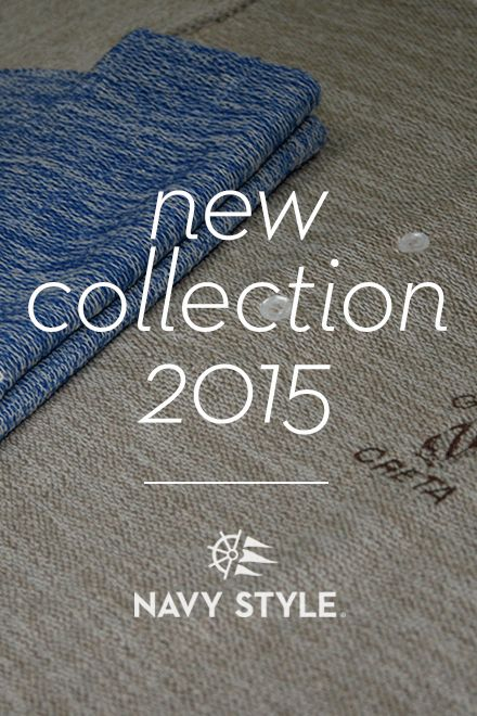 New Collection, navy style