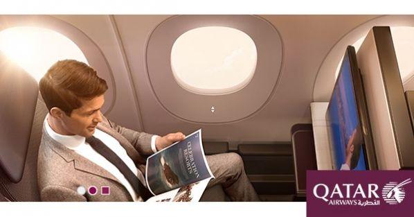 Qatar: Free Doha stopover for transit passengers #ad