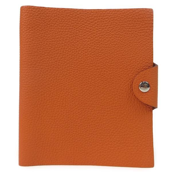 Hermes Ulysse Agenda PM Orange Diary Case