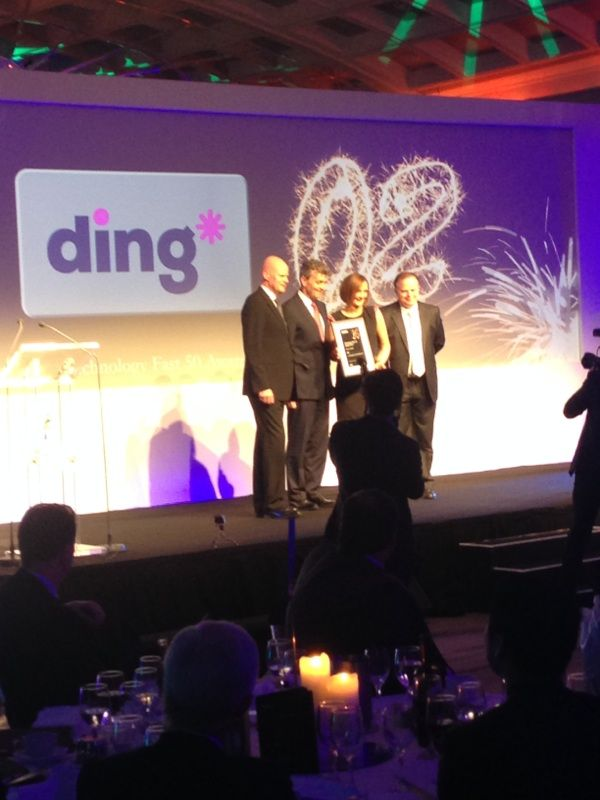 We are excited to announce that we have placed 2nd in the #DeloitteFast50 awards! Its a great recognition of the hard work of all of our teams. #dingnews  www.ding.com