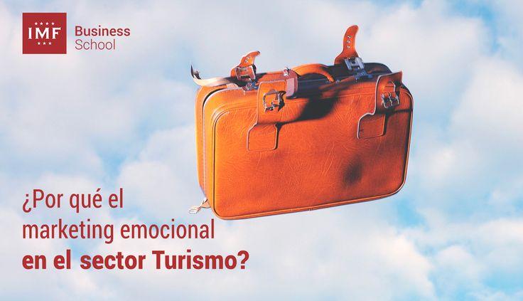 No creo que haya una actividad económica donde las emociones y las experiencias queden más al descubierto que en el Turismo, por eso el marketing aplicado
