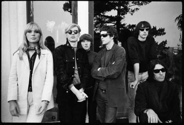 Andy Warhol, Nico, and the Velvet Underground, Los Angeles, CA 1965: Musicians, Steve Schapiro, The Angel, Art, Andywarhol, Velvetunderground, Lou Reed, Andy Warhol, The Velvet Underground