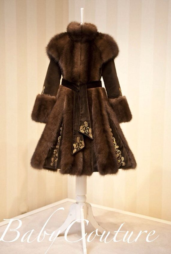 Sable Fur Coat  by Morell1 on Etsy, $35500.00