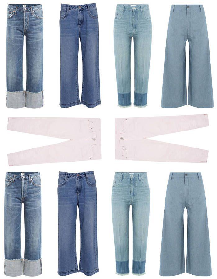 Pantacourt jean femme : découvrez notre sélection de pantacourt en jean pour femmes - Elle