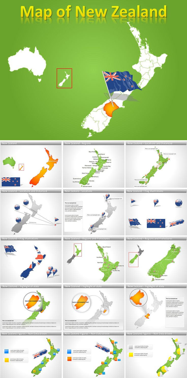 95 best powerpoint maps images on pinterest template cards and maps new zealand powerpoint maps toneelgroepblik Choice Image