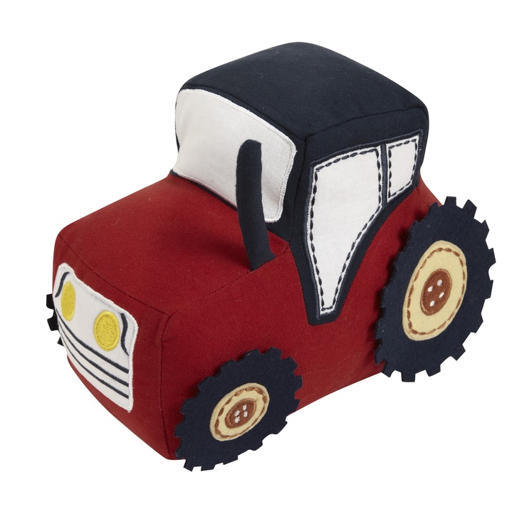 Red Tractor Door Stop You Find Find This Under Affiliates