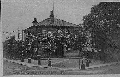 Old Farsley Post Card