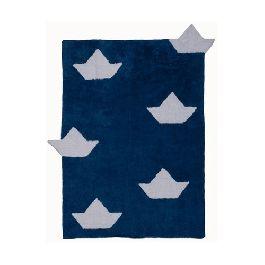 Add this rug to your nursery and it will speak volumes.