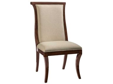 Shop for bernhardt upholstered side chair 324 541 and for Dining room tables home goods