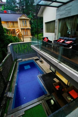 Villa Dago Resort with Private Pool (Amethyst 21)