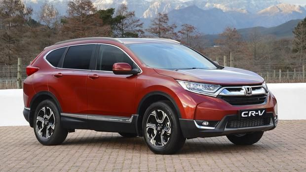 Fifth-generation of this popular SUV is a great effort by Honda, particularly in spaciousness and ride quality.