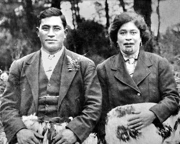 Te Mareikura me Hinewaipare, aku whakatiketike