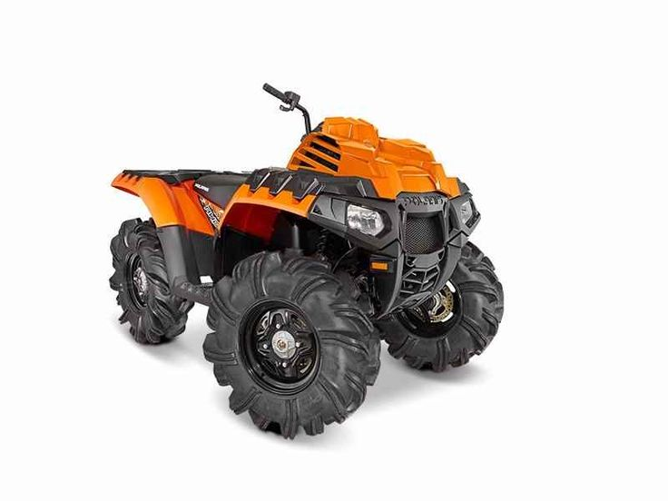 """New 2016 Polaris Sportsman 850 High Lifter Edition ATVs For Sale in Missouri. 2016 Polaris Sportsman 850 High Lifter Edition, 2016 POLARIS® SPORTSMAN® 850 HIGH LIFTER EDITION ORANGE MADNESSPurpose Built For The Mud29.5"""" High Lifter Outlaw 2 Tires with steel wheelsStock 29.5 inch High Lifter Outlaw II tires are mounted on each corner. Giving you a true to size tire, with exceptional ride and handling and enough grip to get you to the end of the mud hole before your buddies.Shielded…"""