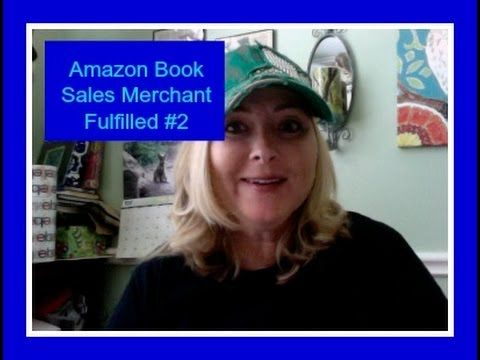 Amazon Book Sales Merchant Fulfilled #2