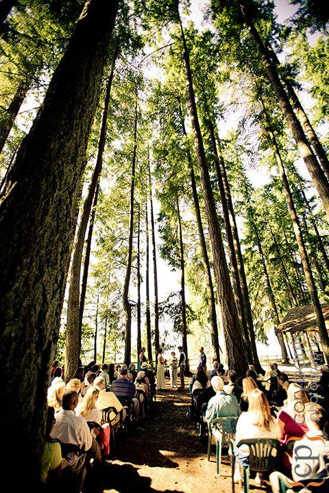 Kitsap Memorial State Park Wedding Seattle Wedding