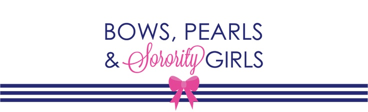 Bows, Pearls, and Southern Sorority Girls