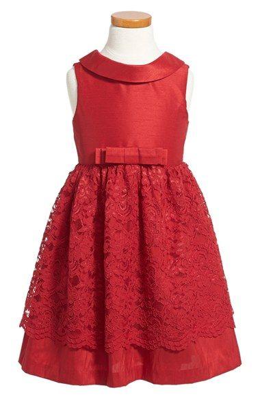 Luli & Me 'Kate' Dress (Toddler Girls, Little Girls & Big Girls) available at #Nordstrom