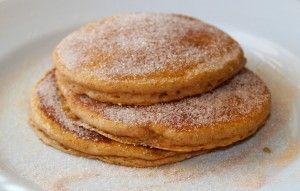 Arepa's: overheerlijke pompoen-pannenkoekjes!