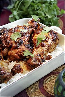 Chicken Cardamom Masala With Cashews | Recipe