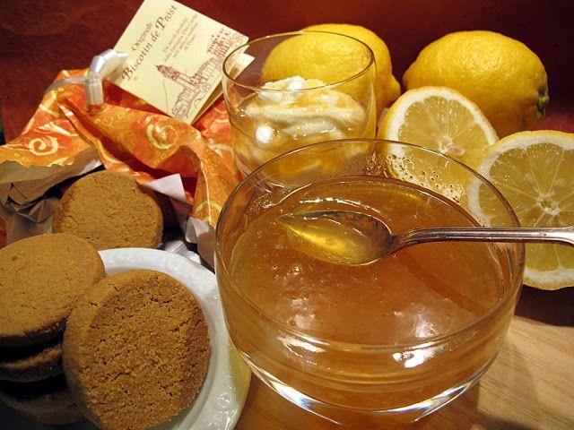 Tentazioni di gusto: Marmellata di limoni con il metodo di Christine Ferber