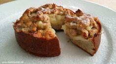 Size Zero Rezepte - Apfel-Streuselkuchen