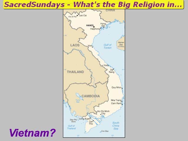 Country Religion - Answer:   Follow for Daily #Geography #Trivia #Geographyteacher