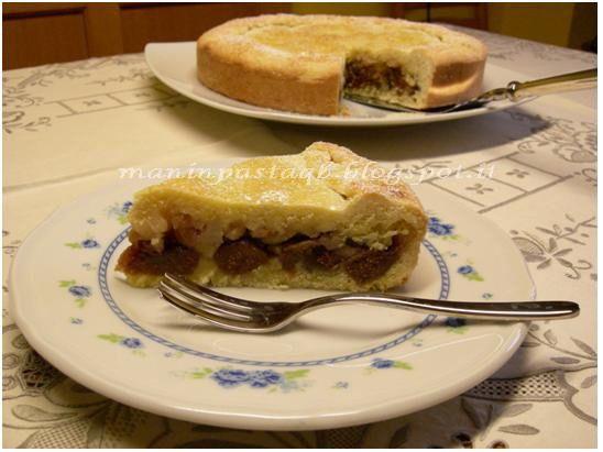 Crostata invernale  http://maninpastaqb.blogspot.it/2013/01/crostata-invernale.html
