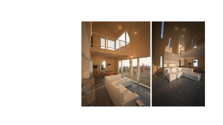 Briody Cabin - Omar Gandhi Architect | Omar Gandhi Architect