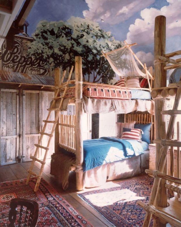room: Children's Room, Eclectic room by Hayslip Design Associates
