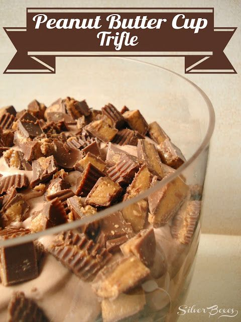 Peanut Butter Cup Trifle