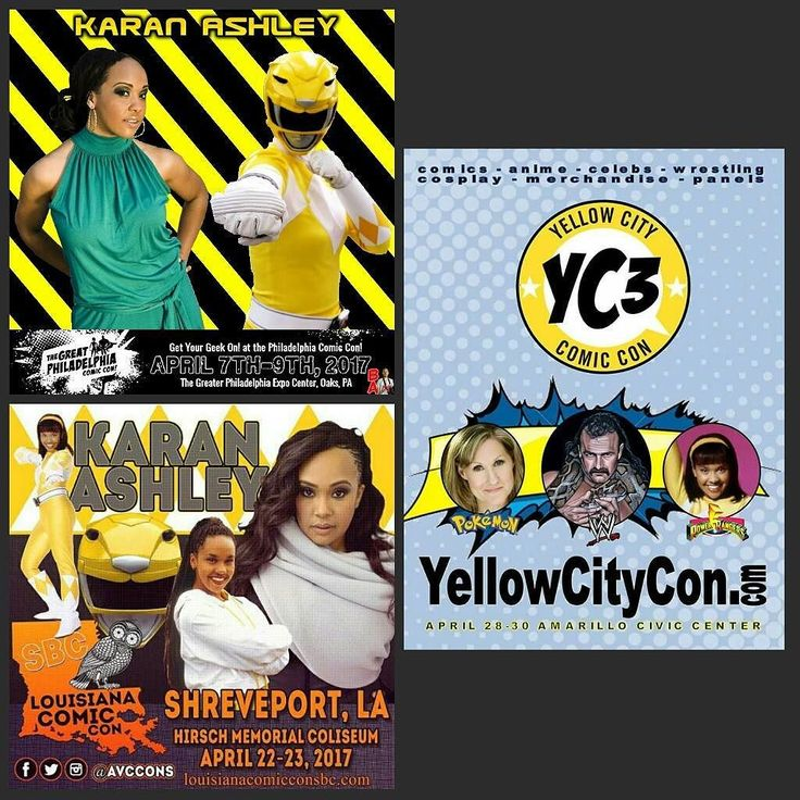 @karanashley next destination is The Great Philadelphia Convention and she has 2 more after. Will you see her anytime in April?  #trentonnjpromoter #karanashley #karan #teamkaran #theordermovie #Beatmaticsupports #actorslife #mightymorphinpowerrangers #mmpr #powerrangerszeo #pinkranger #tvactor #television #powerrangers #turbo #mightymorphin #beatmaticartwork #powerrangersturbo #entertainment #yellow #2017Unleashed #philly #philadelphia #expo #oaks #comiccon #cosplay #yellowranger #pa…