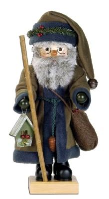 Nutcracker Santa