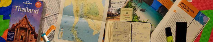 Tajlandia informacje praktyczne, czyli wszystko co potrzebujecie wiedzieć aby wybrać się do tego kraju zebrane w jednym miejscu Przyda się w trakcie podróży