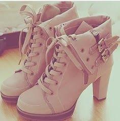 Ladies adorable color high heel