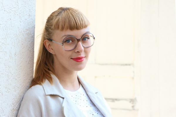 """Monture """"Sofia"""" - Lunetist - lunettes vintage"""