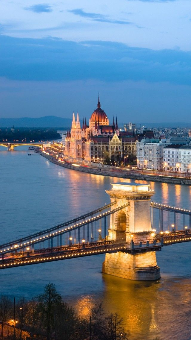 Hungary Budapest We Stayed On The Buda Side With This