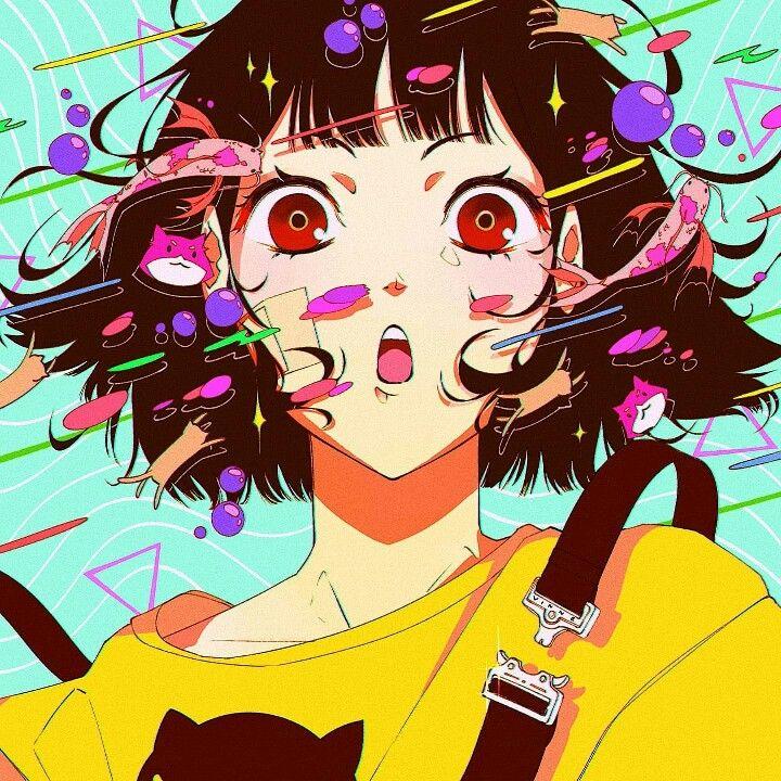 Pin de Amimaverso em Anime Images Square em 2020