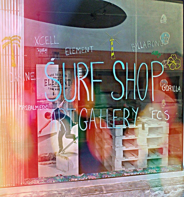 Surf Leça_Surf Shop_Art Gallery_Leça da Palmeira_Portugal. Follow us on instagram: #surf_leca . Photo by: Filipa Costa