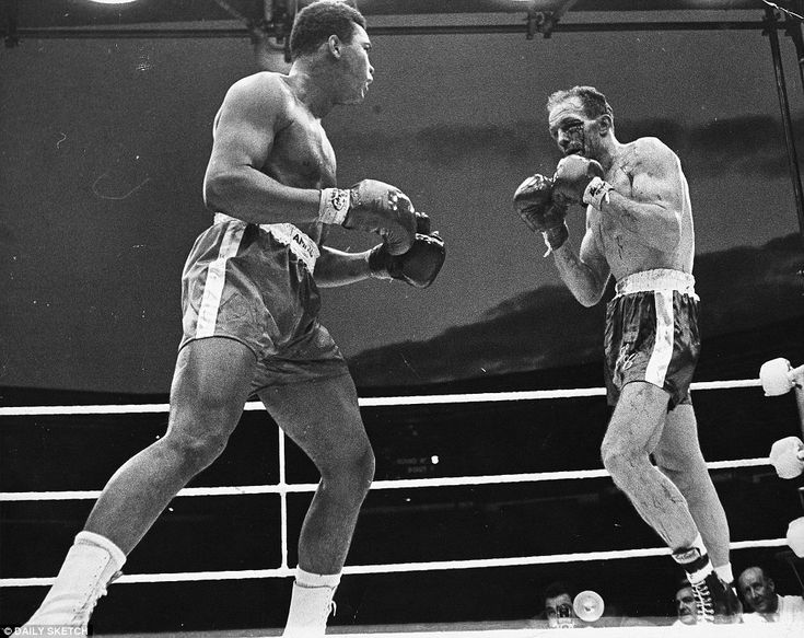Ali twice got the better of our own Henry Cooper in London during the 1960s although the E...