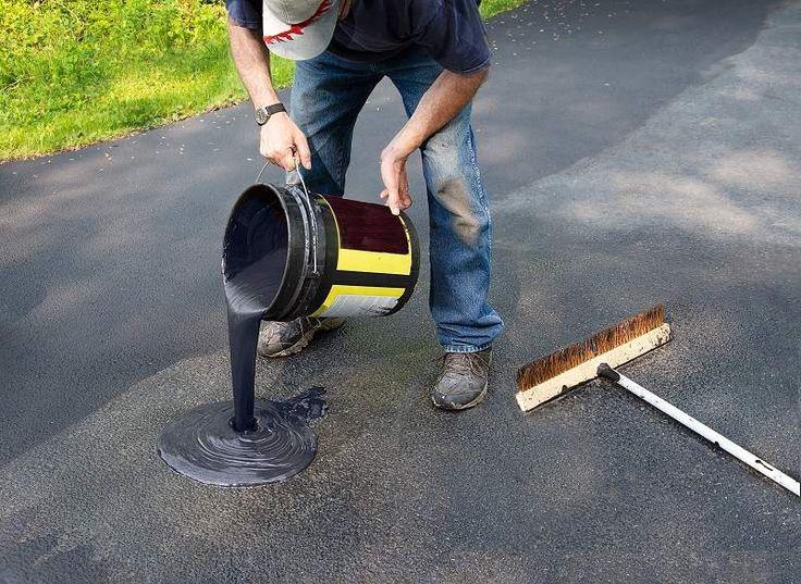 Five Advantages of Resurfacing Driveway Asphalt driveway