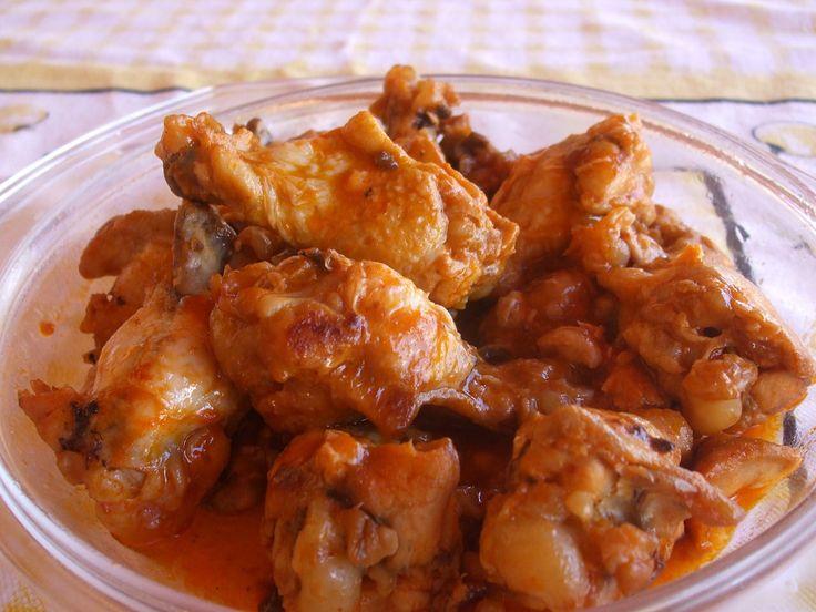 ALAS DE POLLO EN LA OLLA RAPIDA Y ASI DE RICAS QUE ESTAN ...... | Cocinar en casa es facilisimo.com