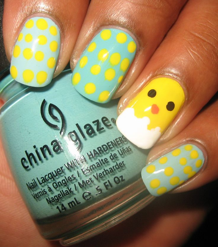 130 best Easter Nails images on Pinterest | Easter nail art, Easter ...