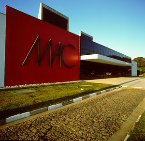 MAC Museu de Arte Contemporânea